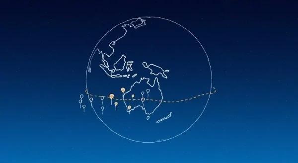 GOOGLE要用气球提供网路给全世界上没有网路的人 组图/视频