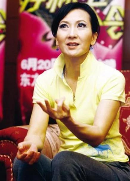 吳綺莉領銜娛樂圈慘遭惡毒詛咒的10大明星(組圖)
