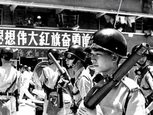 """毛泽东""""世界大棋"""" 绝密文件曝光拒收香港内幕 周恩来操盘"""