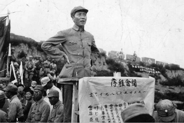 【微揭秘】日学者:毛泽东 与日军共谋的男人(组图)
