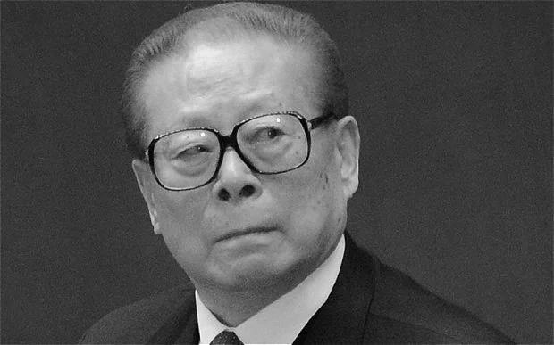 李锐曝江泽民秘史:怕被占位惶恐不安 进京〝见谁都磕头〞 组图