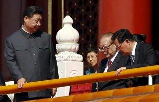 辛子陵:防十九大会场政变 习近平有一件事必须做 组图