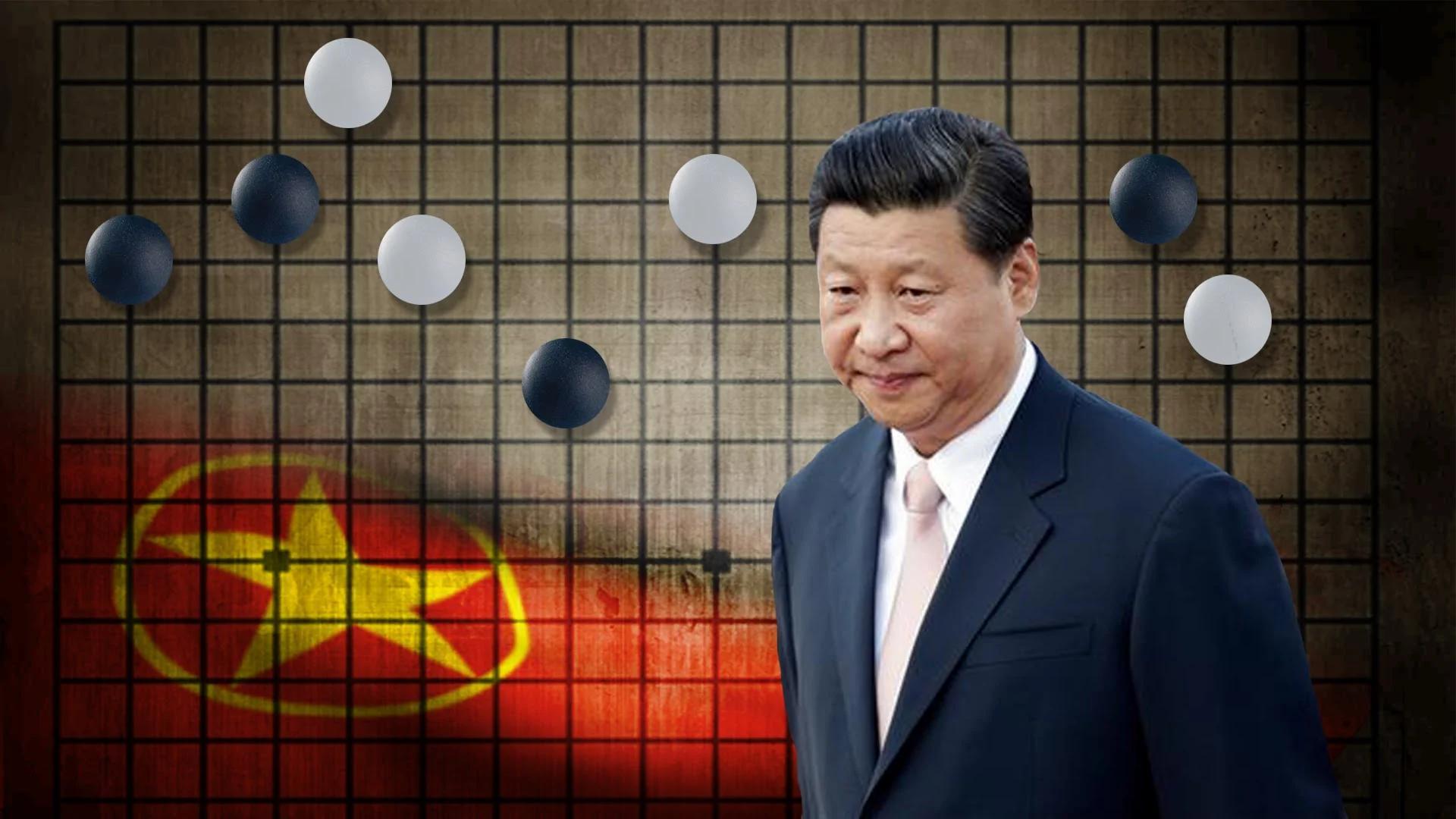 共青团中央文革式吹捧 高级黑习近平?习双管齐下 封基地断经济