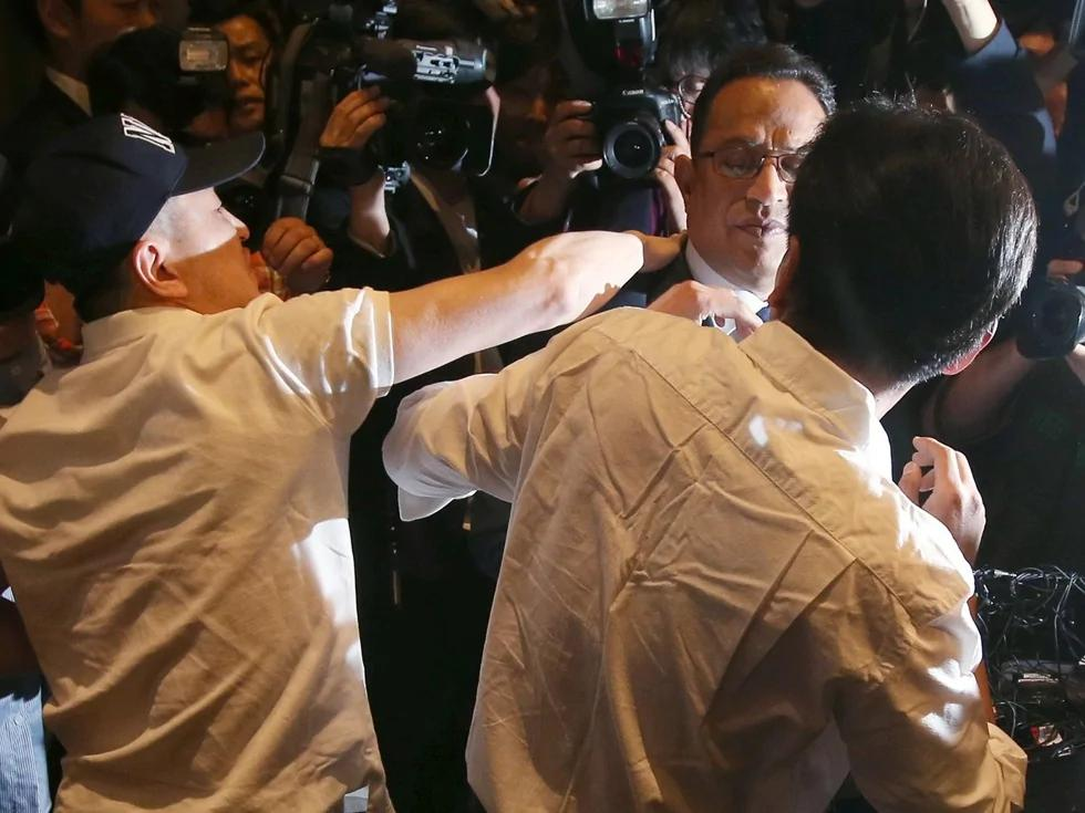 朴槿惠遭致命一击 世越号级别事故再现 图