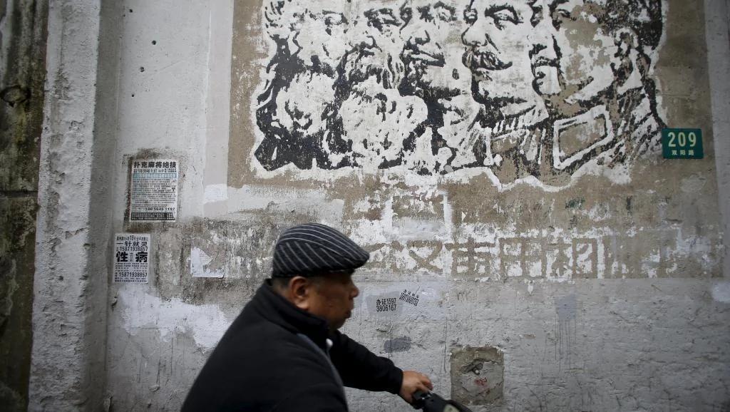 习近平要求中国知识分子坚信马克思主义 图