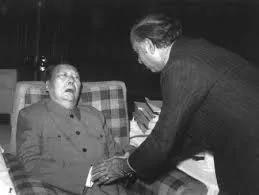 毛泽东十一诡异预言自己死期将至 图