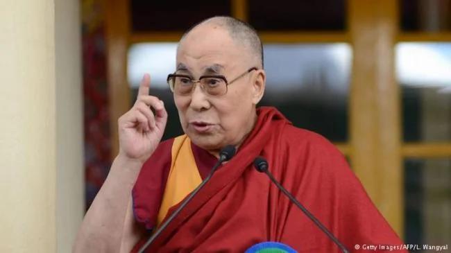 达赖喇嘛认为中国正发生深度转变 组图