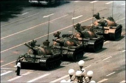 江泽民下秘令杀六四挡坦克青年王维林内幕 图