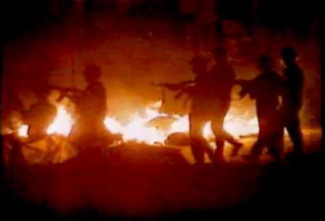 白宫档案:中共8964天安门广场杀死8726人 全北京杀了10454人