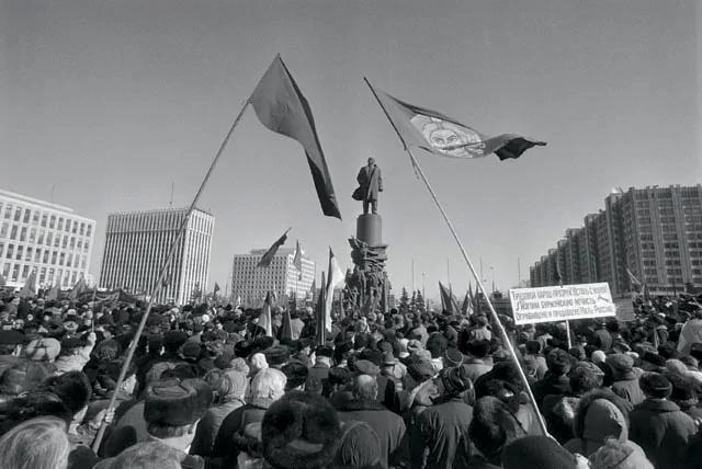 恐惧垮台 中共智库再提苏共解体原因 披露党内有人不怕亡党