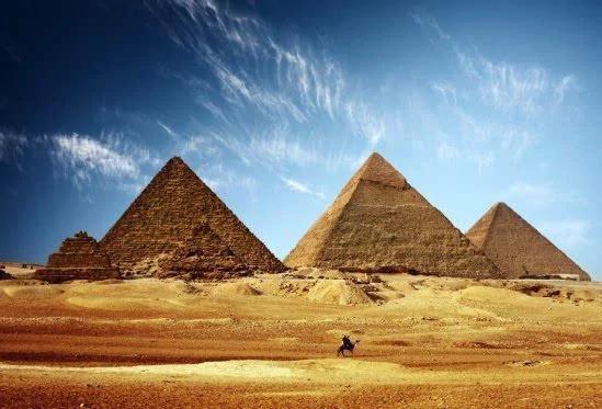 千古金字塔竟暗含如此惊人秘密 组图