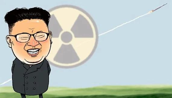 韩媒:金正恩的行动令人非常不安 图