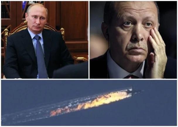 击落俄战机 土耳其总统埃尔多安终道歉 图