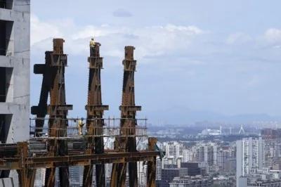 标普∶中国再有大型违约 恐引发动荡 图