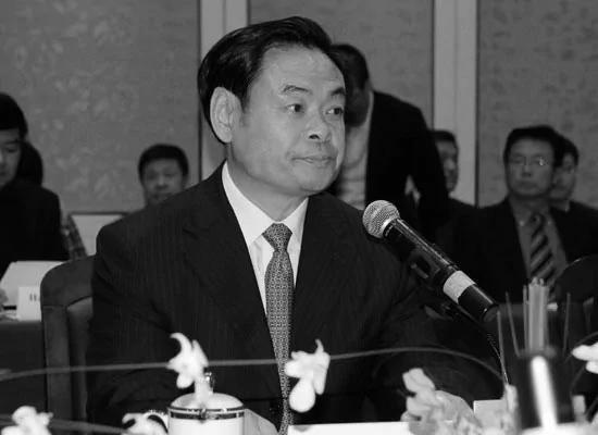 """山西书记王儒林再入风暴眼 """"中途下马""""另有隐情 图"""