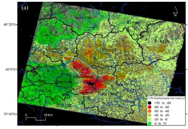 北京过度开采地下水 朝阳每年沉降11厘米 高铁变普铁
