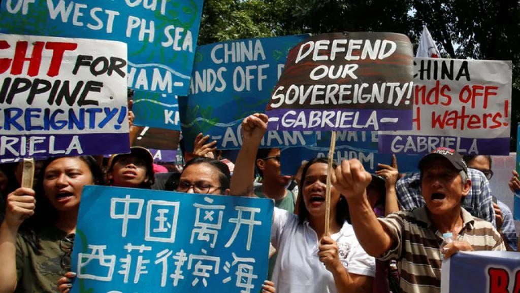 菲律宾派特使赴中国谈南海 北京表示欢迎 图