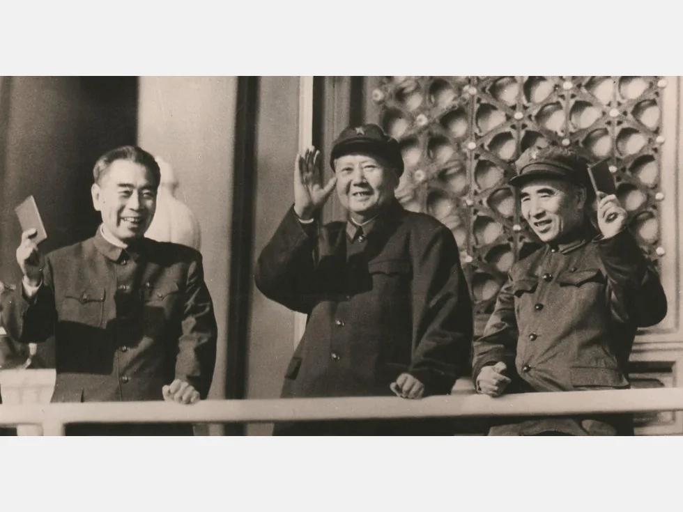 周恩来夫妇绝不敢提及 文革中与林彪密切关系曝光 图