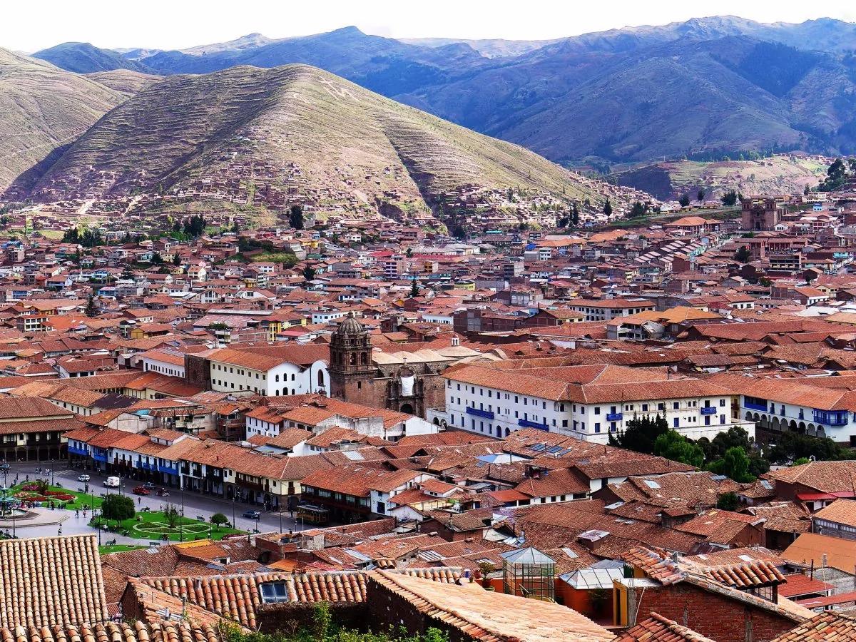 15. Cuzco, Peru