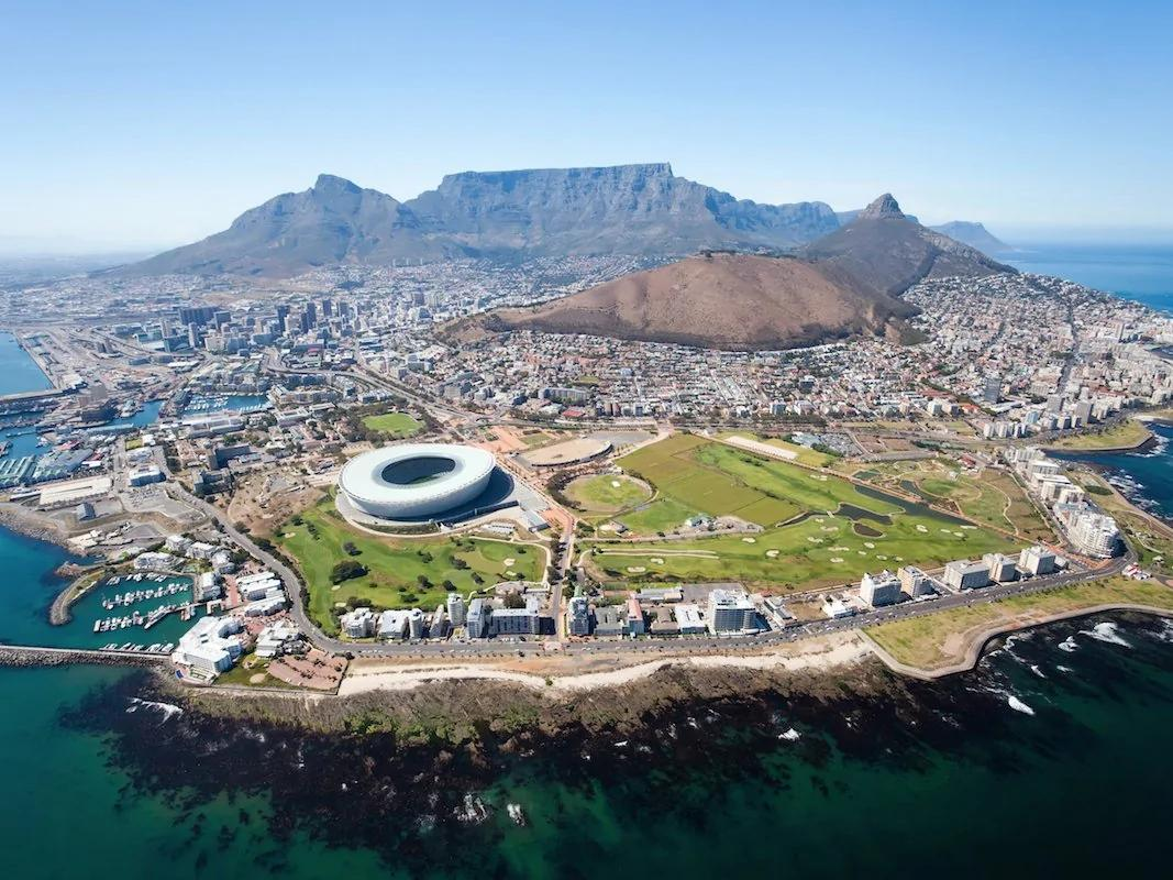 10. Cape Town, South Africa