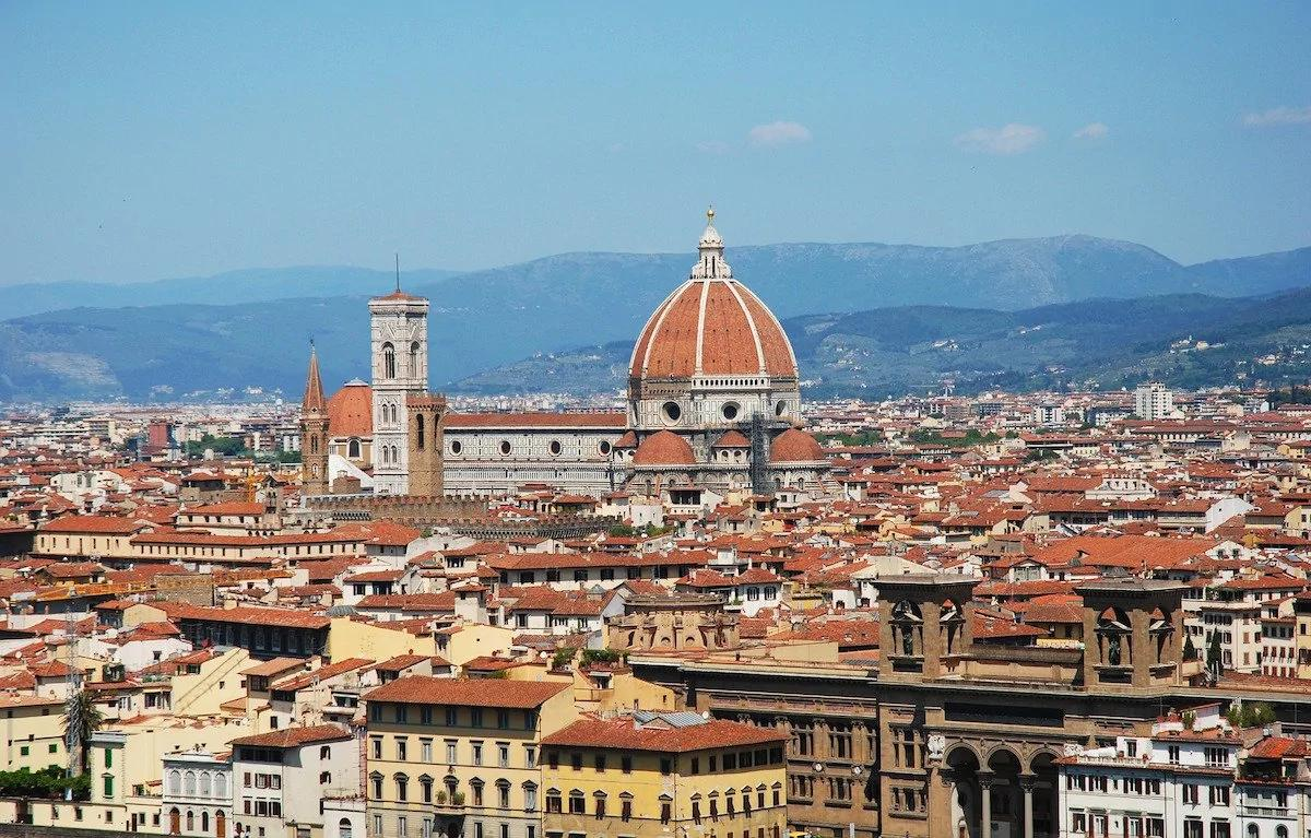 4. Florence, Italy