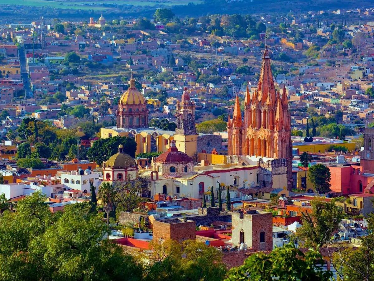 3. San Miguel de Allende, Mexico