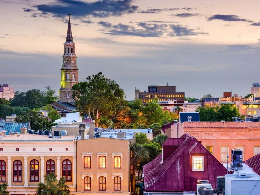 1. Charleston, South Carolina