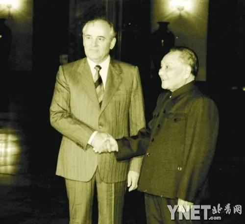 苏联垮台 毛泽东与邓小平也责任难逃?(图)