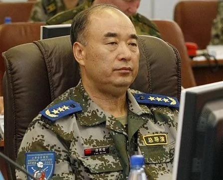 中共内定十九大军委副主席出炉 图
