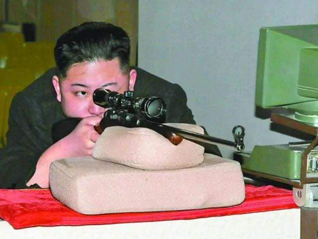 朝军方脱北者匿港韩领馆 韩求救惊动中央 内外布防反恐袭 组图
