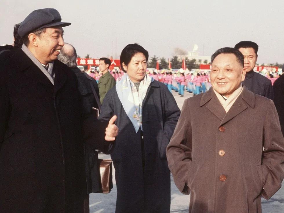 華國鋒:鄧小平和四人幫都不是好...