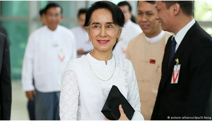 专家精论: 昂山素季找平衡 缅甸军方从来对中共无好感  图