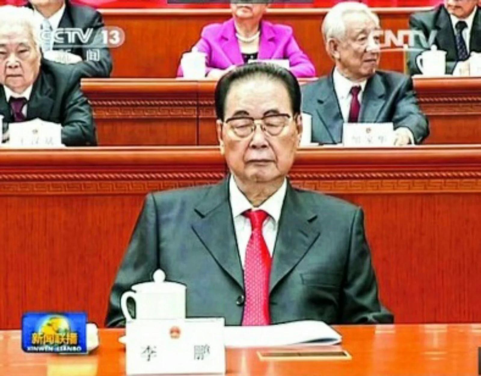 独家放风:李鹏批评反腐遭习近平打击报复 此前独家屡屡证伪 组图