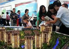 疯狂的上海楼市,很像股灾前的股市 图
