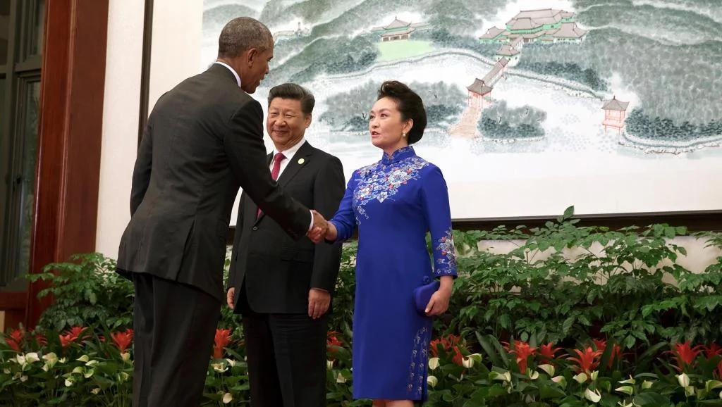 中共加强网络监控 称赞彭丽媛穿着漂亮也遭禁 图