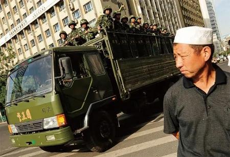 美媒:新疆非常手段反恐 陈全国冲刺十九大