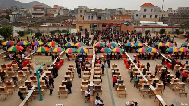 传乌坎镇压是胡春华指示 为减小未来仕途的风险