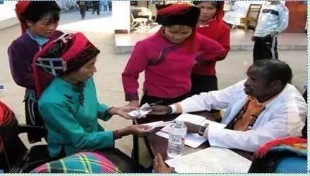 非洲贵族苦学中医 再培养三千中国村医 组图