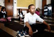 学校用冥想代替惩罚坏孩子 三个月后效果惊人 组图