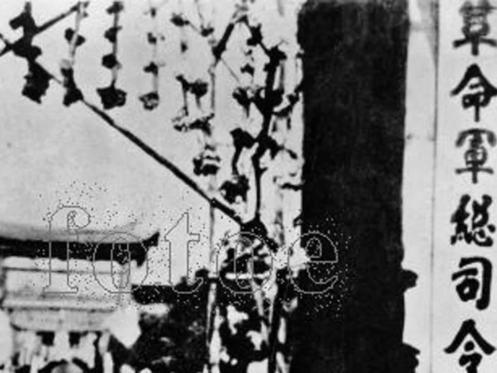 中共运动中被杀的四位最著名辛亥元勋 图