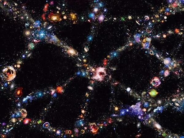 宇宙中有多少星系?大吃一惊 组图