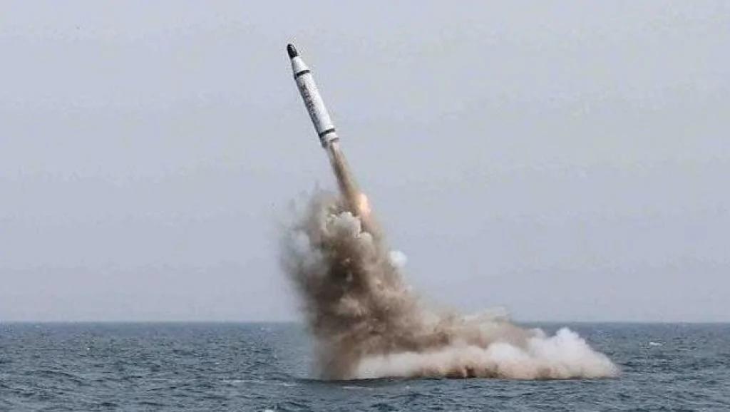 美国就朝鲜导弹发射失败做出强烈回应 图
