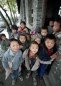 斯坦福研究:中国西部农村贫困地区2岁-2岁半的儿童智力偏低 图