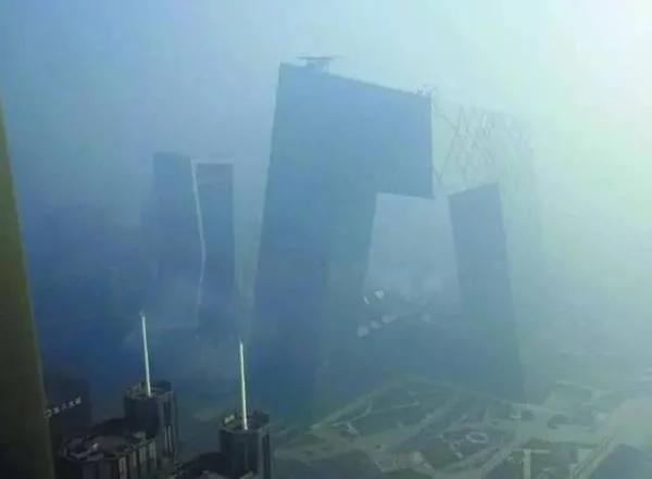 美国航天局揭秘:为什么中国雾霾这么严重? 图