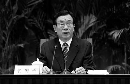 港媒:前中纪委书记向王岐山交检查 图