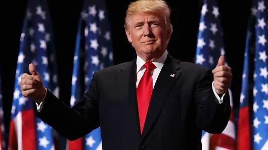 民调反超希拉里!美国民众真要送特朗普进白宫? 图
