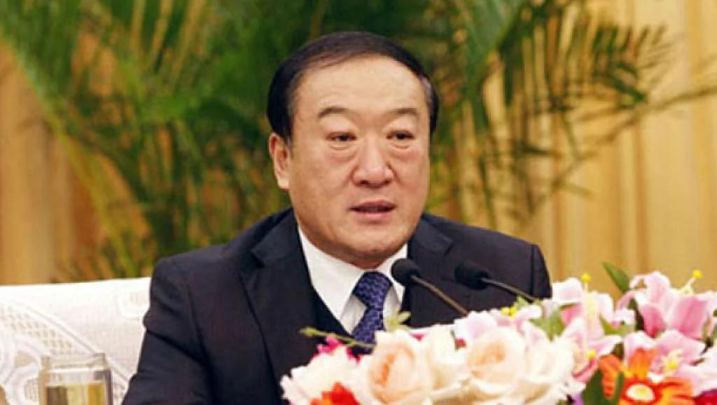 苏荣之子上电视顶证父亲为他搭建关系敛财