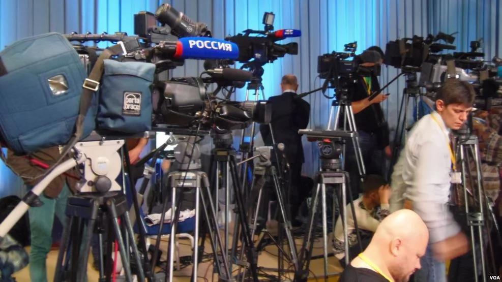 欧洲国家采取行动抗衡俄罗斯宣传