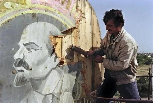 慕容雪村:苏联解体前的六个瞬间 图