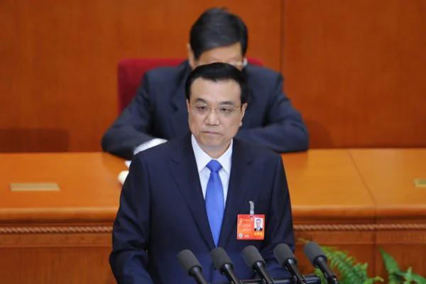 港媒:李克强质问手下 部局长答非所问 图